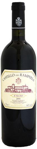 カステロ・ディ・ランポーラ ヴィーニャ・ダルチェオ [2004]750ml