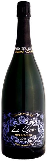 【マグナム瓶】アンドレ・クルエ ル・クロ[2006]1500ml