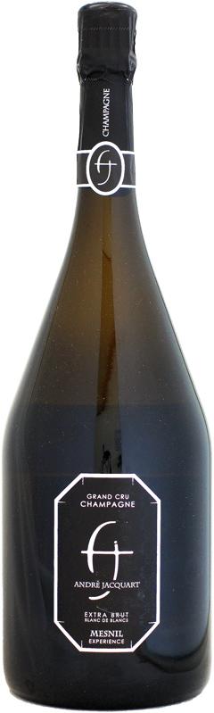 【マグナム瓶】アンドレ・ジャカール メニル・エクスペリエンス エクストラ・ブリュット ブラン・ド・ブラン GC 1500ml