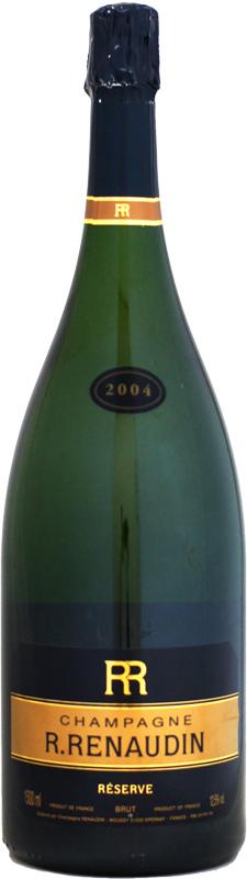 【マグナム瓶】 R.ルノーダン ブリュット レゼルヴ ミレジム [2004]1500ml