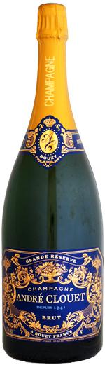 【マグナム瓶】 アンドレ・クルエ グラン・レゼルヴ・ブリュット NV 1500ml
