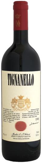 アンティノリ ティニャネロ [1986]750ml