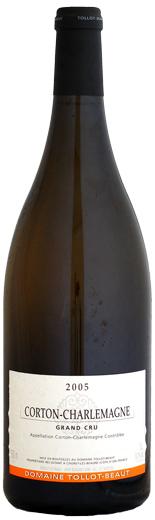 マグナム瓶 トロ・ボー コルトン・シャルルマーニュ [2005]1500ml