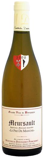 [2000] モンテリー・ドゥエレ・ポルシュレ ムルソー ル・プレ・ド・マンシュ 750ml