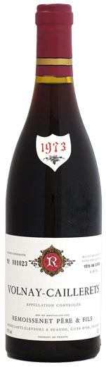 ルモワスネ ヴォルネイ 1er レ・カイユレ [1973]720ml