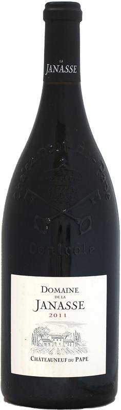 【マグナム瓶】ドメーヌ・デ・ラ・ジャナス シャトーヌフ・デュ・パプ [2011]1500ml