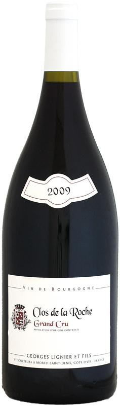 【マグナム瓶】 ドメーヌ・ジョルジュ・リニエ クロ・ド・ラ・ロシュ [2009]1500ml