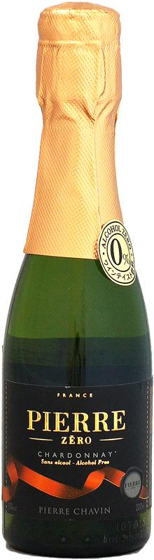 ドメーヌ ピエール シャヴァン ゼロ ブラン 業界No.1 ノンアルコールワイン セール商品 ド 200ml