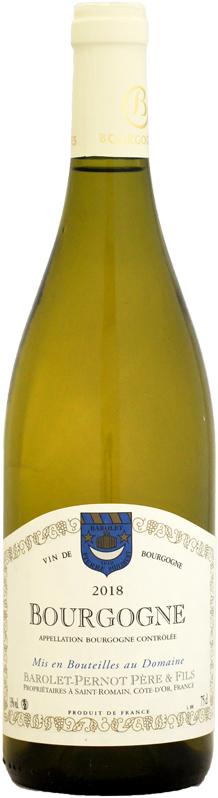 至高 バロレ ペルノ ブルゴーニュ ブラン 国内正規品 750ml 白ワイン 2018