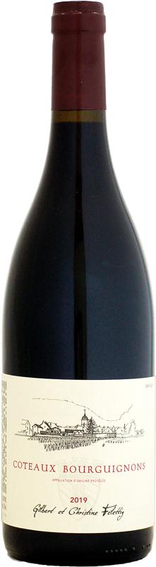 ジルベール エ クリスティーヌ フェレティグ 750ml ブルギニヨン 新作製品 購入 世界最高品質人気 2019 コトー