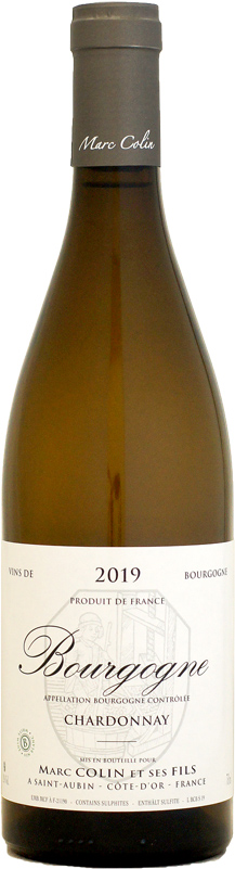 SEAL限定商品 マルク ●日本正規品● コラン ブルゴーニュ シャルドネ 750ml 2019 白ワイン