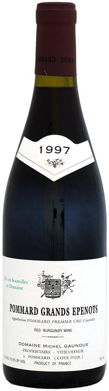 ドメーヌ・ミシェル・ゴヌー ポマール 1er グラン・ゼプノ [1997]750ml