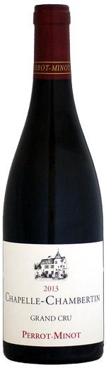 ペロ・ミノ シャペル・シャンベルタン グラン・クリュ ヴィエーユ・ヴィーニュ [2013]750ml