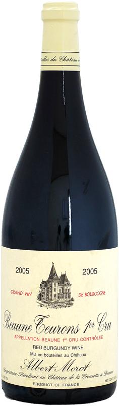 【マグナム瓶】ドメーヌ・アルベール・モロ ボーヌ 1er トゥーロン [2005]1500ml