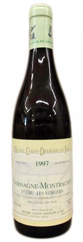 ミシェル・コラン・ドレジェ シャサーニュ・モンラッシェ 1er レ・ヴェルジェ [1997]750ml (白ワイン)