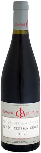 [2013] ドメーヌ・ド・ラルロ ニュイ・サン・ジョルジュ 1er クロ・デ・フォレ・サン・ジョルジュ 750ml