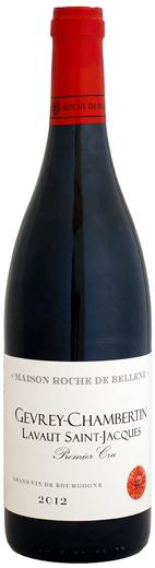 ロッシュ・ド・ベレーヌ ジュヴレ・シャンベルタン 1er ラヴォー・サン・ジャック [2012]750ml