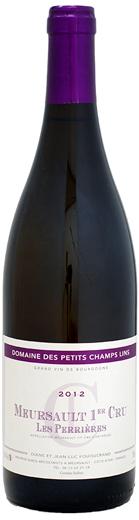 ドメーヌ・デ・プティ・シャン・ラン ムルソー 1er ペリエール [2012]750ml