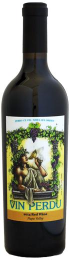 アミューズ・ブーシュ ヴァン・ぺルデュ [2014]750ml(赤ワイン)