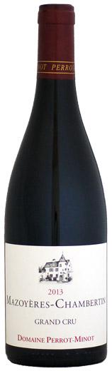 ドメーヌ・ペロ・ミノ マゾワイエール・シャンベルタン グラン・クリュ ヴィエーユ・ヴィーニュ [2013]750ml