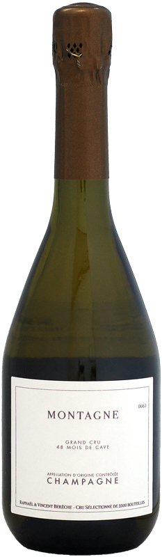 ベレッシュ モンターニュ グラン・クリュ 48 モワ・ド・カーヴ '10/'11 (ヴェルズネイ) 750ml