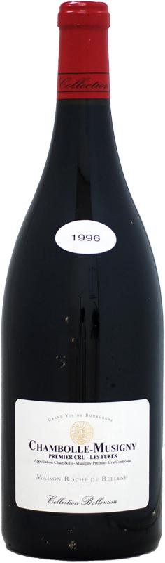 【マグナム瓶】ロッシュ・ド・ベレーヌ シャンボール・ミュジニー 1er レ・フュエ [1996]1500ml (コレクション・ベレナム)