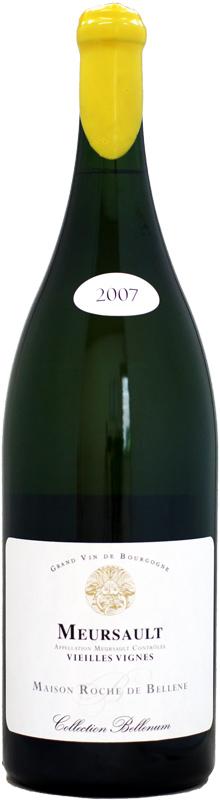 【ジェロボアム瓶】ロッシュ・ド・ベレーヌ ムルソー ヴィエーユ・ヴィーニュ [2007]3000ml (コレクション・ベレナム)