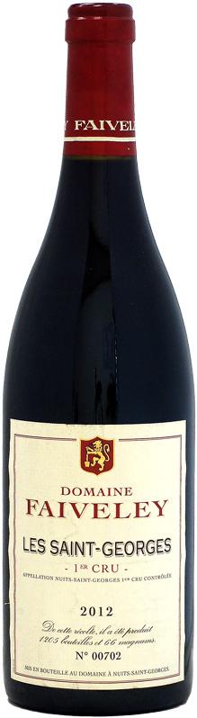 フェヴレ ニュイ・サン・ジョルジュ 1er レ・サン・ジョルジュ [2012]750ml