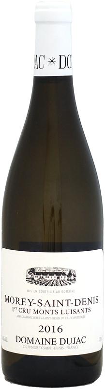 ドメーヌ・デュジャック モレ・サン・ドニ 1er モン・リュイザン ブラン [2016]750ml (白ワイン)