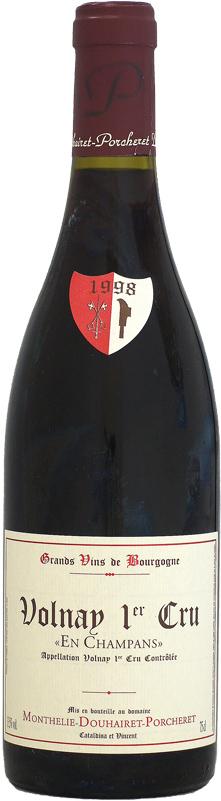 [1998] モンテリー・ドゥエレ・ポルシュレ ヴォルネイ 1er アン・シャンパン 750ml