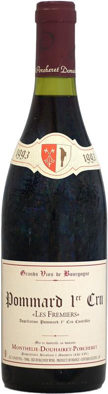 [1993] モンテリー・ドゥエレ・ポルシュレ ポマール 1er レ・フルミエ 750ml
