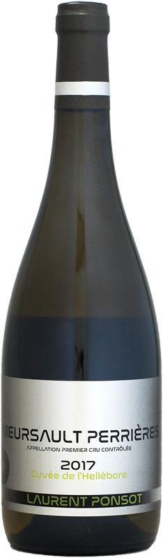 ローラン・ポンソ ムルソー 1er レ・ペリエール キュヴェ・ド・レレボール [2017]750ml