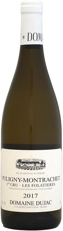 ドメーヌ・デュジャック ピュリニー・モンラッシェ 1er レ・フォラティエール [2017]750ml (白ワイン)