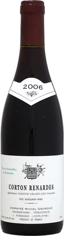 ドメーヌ・ミシェル・ゴヌー コルトン・ルナルド グラン・クリュ [2006]750ml