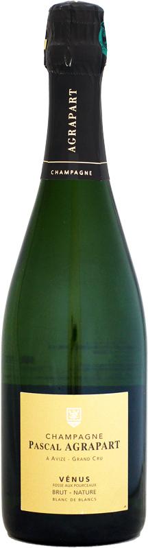 アグラパール ブラン・ド・ブラン ヴェニュス ブリュット・ナチュール グラン・クリュ [2011]750ml