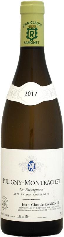 ドメーヌ・ラモネ ピュリニー・モンラッシェ レ・ザンセニエール [2017]750ml (白ワイン)