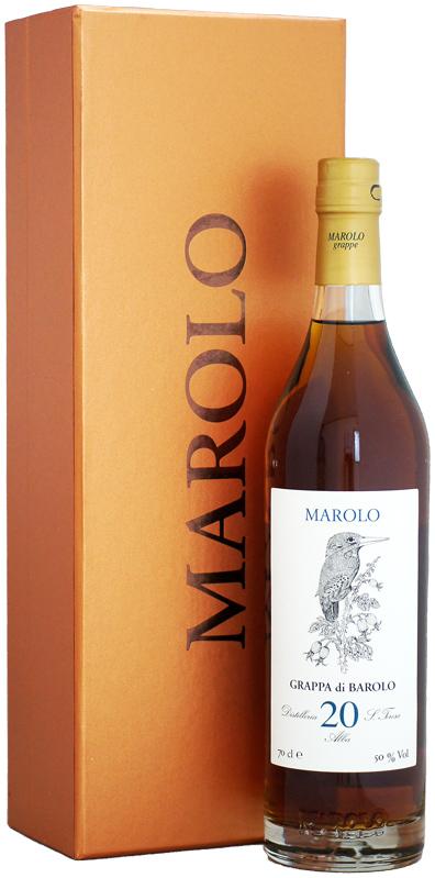 マローロ グラッパ・ディ・バローロ 20年 700ml