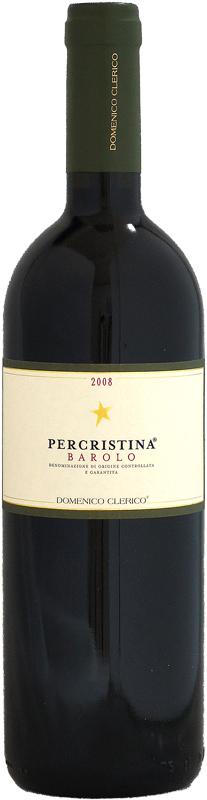 ドメニコ・クレリコ バローロ ペルクリスティーナ [2008]750ml