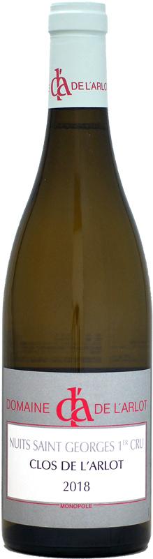 ドメーヌ ド ラルロ ニュイ サン ジョルジュ 数量限定 白ワイン ブラン 2018 1er 750ml 全品最安値に挑戦 クロ