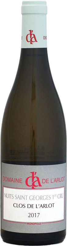 ドメーヌ ド ラルロ ニュイ 未使用品 サン ジョルジュ 白ワイン 2017 1er クロ 本物 750ml ブラン
