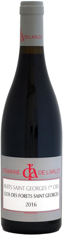 ドメーヌ・ド・ラルロ ニュイ・サン・ジョルジュ 1er クロ・デ・フォレ サン・ジョルジュ [2016]750ml