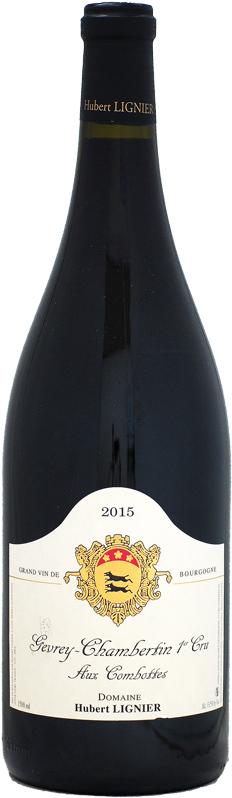 【マグナム瓶】ドメーヌ・ユベール・リニエ ジュヴレ・シャンベルタン 1er オー・コンボット [2015]1500ml