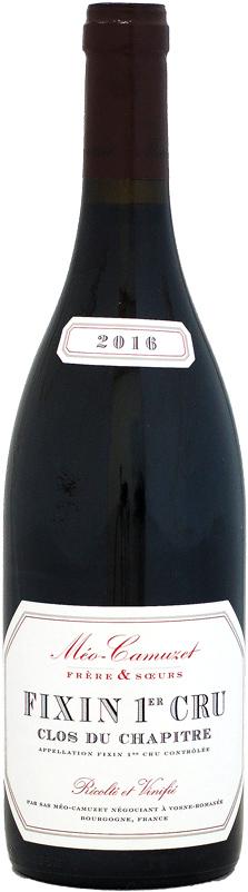 [2016] メオ・カミュゼ・フレール・エ・スール フィクサン 1er クロ・デュ・シャピトル 750ml