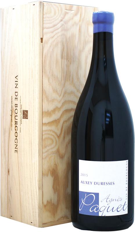 【ダブルマグナム瓶】アニェス・パケ オークセイ・デュレス ルージュ [2015]3000ml (赤ワイン)