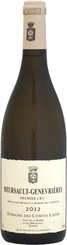 ドメーヌ・デ・コント・ラフォン ムルソー 1er ジュヌヴリエール [2012]750ml