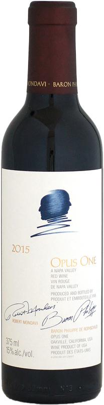 【ハーフ瓶】オーパス・ワン [2015]375ml (オーパスワン)