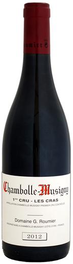 ジョルジュ・ルーミエ シャンボール・ミュジニー 1er レ・クラ [2012]750ml