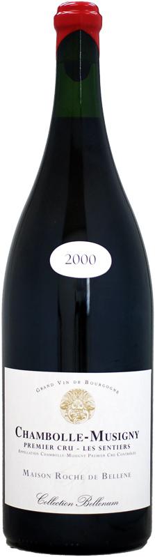 【ジェロボアム瓶】ロッシュ・ド・ベレーヌ シャンボール・ミュジニー 1er レ・センティエ [2000]3000ml