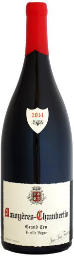 【マグナム瓶】 ジャン・マリー・フーリエ マゾワイエール・シャンベルタン [2014]1500ml