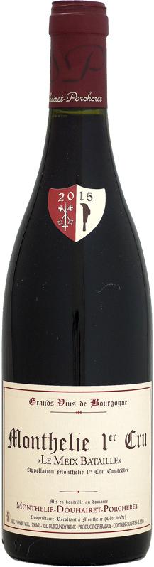 モンテリー ドゥエレ ポルシュレ Seasonal Wrap入荷 1er ル メ 2015 ブランド品 750ml バタイユ